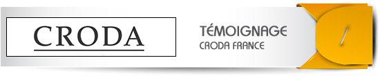 temoignage client OEA AEO : Croda France