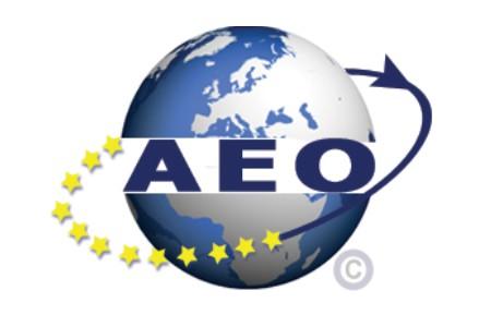 Logo Certification OEA AEO douane