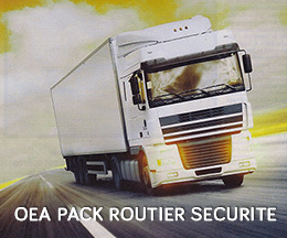 Pack OEA routier securite