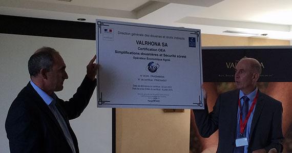 Obtentoin du statut d'OEA avec Kilean